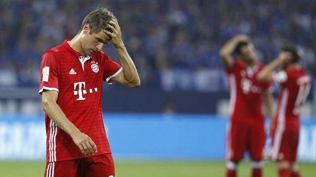 Mais où est passé l'impitoyable Thomas Müller ?