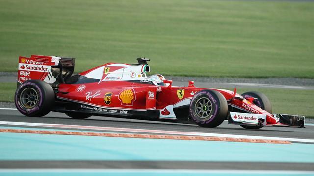 Libres 3 : Deux Ferrari et une Red Bull devant les Mercedes