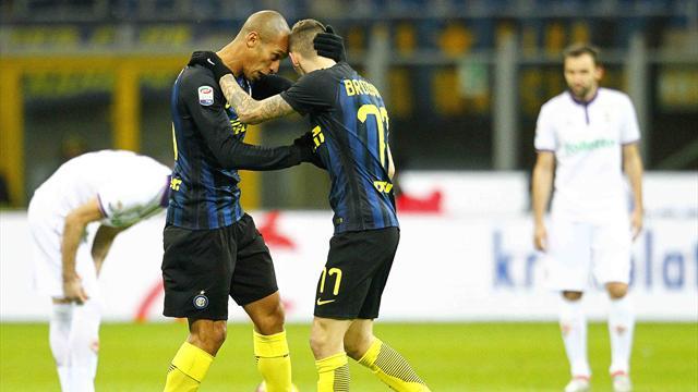 Fiorentina-Inter: probabili formazioni e statistiche