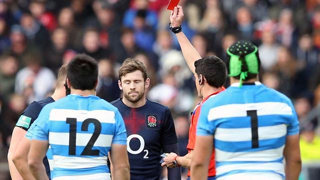 Angleterre : 3 semaines de suspension pour Daly