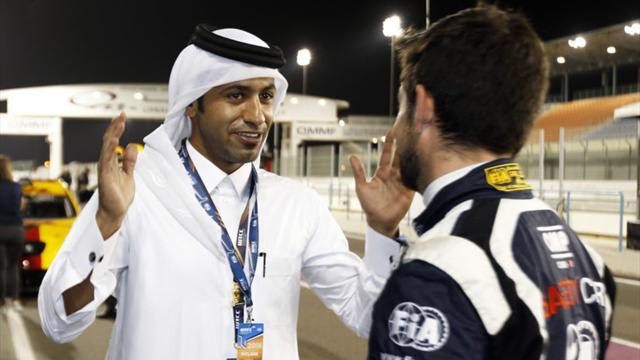 Q&R WTCC : Saeed Al Sulaiti