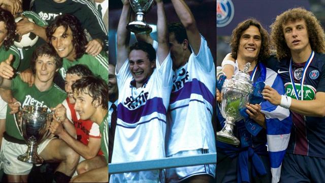 Votez pour la meilleure équipe de l'histoire de la Coupe de France