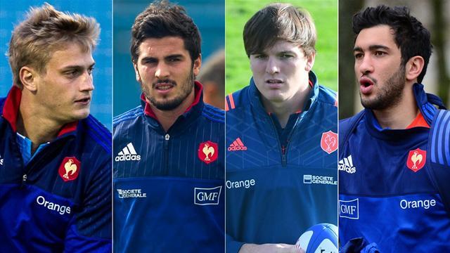 Convoqués mais jamais utilisés cet automne : leur avenir chez les Bleus est-il compromis ?