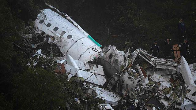 Chapecoense air crash likely caused by lack of fuel, says investigator
