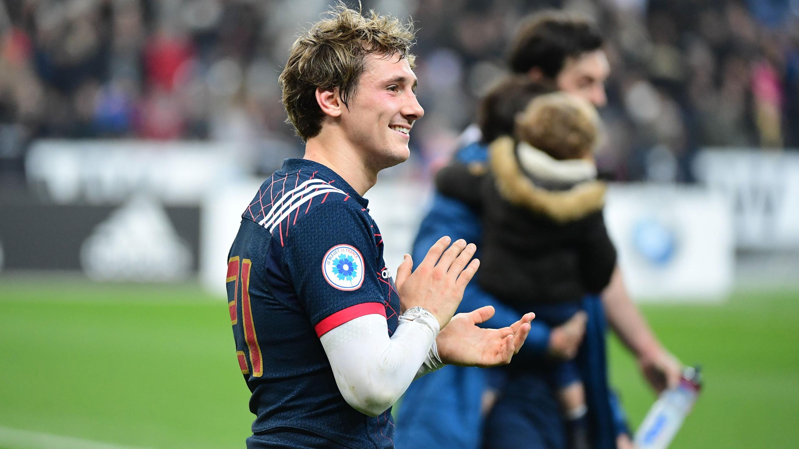 Baptiste Serin (XV de France) - 26 novembre 2016