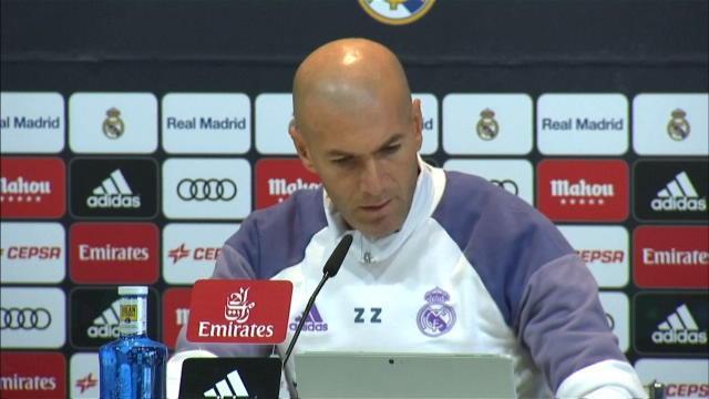 Zidane : «C'est une tragédie»
