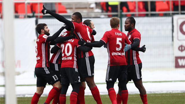 «Амкар» – единственная команда в Европе, еще не пропустившая дома