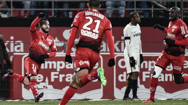 A trop jouer avec le feu, Monaco a fini par perdre deux points