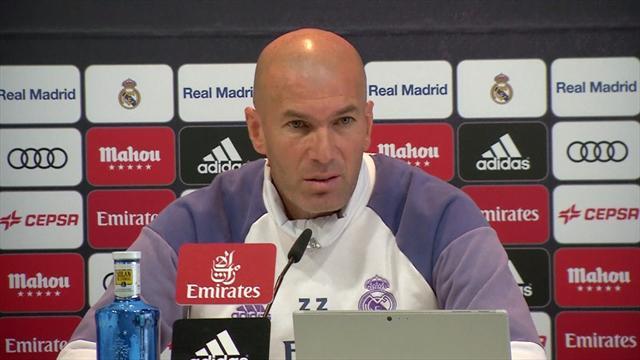 Copa del Rey: Real Madrid ready for Leonesa