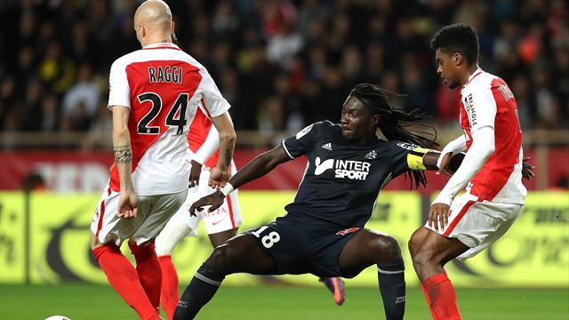Gomis : «Monaco ne joue pas le même championnat que nous»