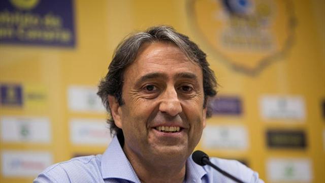 Luis Casimiro es elegido mejor entrenador de noviembre