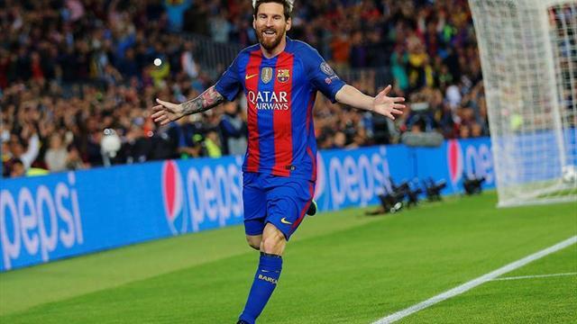 El primer gol de Messi se paga 4,75 a 1; el de Cristiano a 6,50