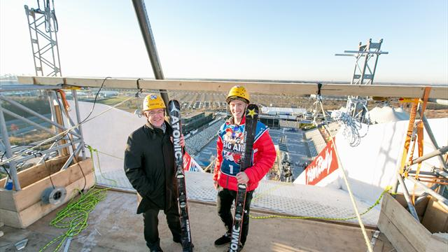 Flugshow in Mönchengladbach: Big Air Weltcup kommt nach Deutschland