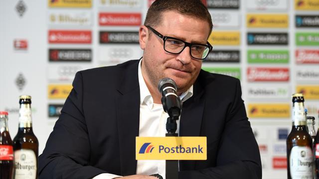 """Eberl dementiert Bayern-Gerüchte: """"Fühle mich in Gladbach wohl"""""""