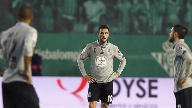 La recuperación de Joselu, la mejor noticia de la Copa para el Deportivo