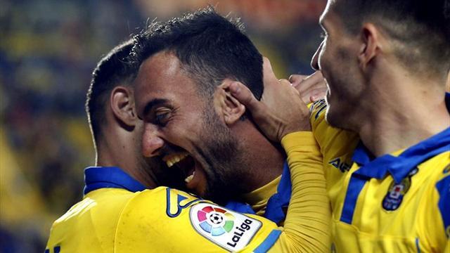 El Huesca intentará lograr un buen resultado ante un Las Palmas con reservas
