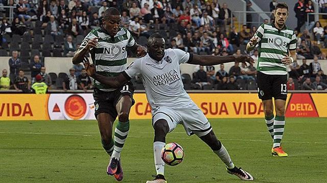 El maliense Marega de la Liga lusa, con mejores registros que Messi y Ronaldo
