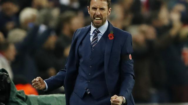 Southgate neuer Teammanager der englischen Fußball-Nationalmannschaft