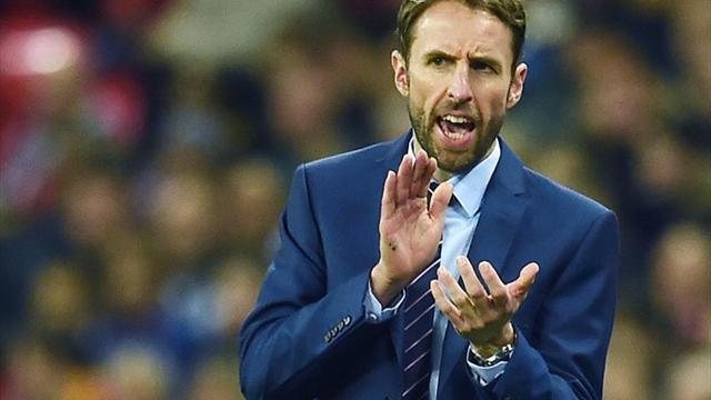 Gareth Southgate, seleccionador de Inglaterra para los próximos cuatro años