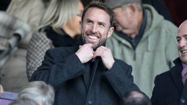 Gareth Southgate's career as England's interim manager in numbers