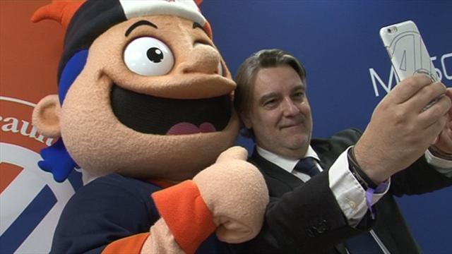Montpellier a une nouvelle mascotte (et elle a un nom bizarre)