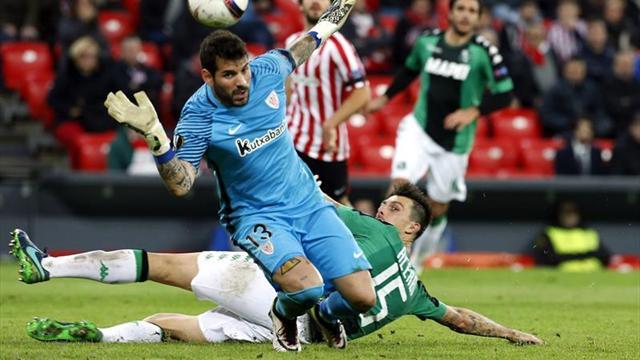 Herrerín negocia su salida al Leganés y no jugará ante el Racing