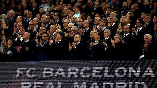 El Clásico, primer partido de una liga europea con repeticiones en 360º