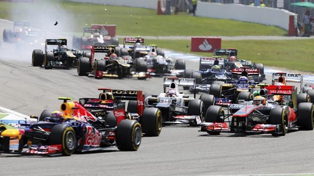 El GP de Alemania sale del calendario de 2017; habrá 20 carreras