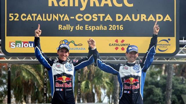 El 53 Rally de Cataluña de 2017 se disputará del 5 al 8 de octubre