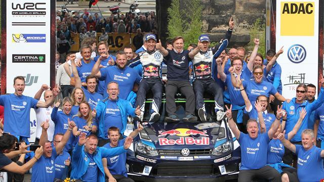Rallye Deutschland erneut im August