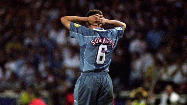 New England boss Gareth Southgate dreaming of shot at redemption at Euro 2020
