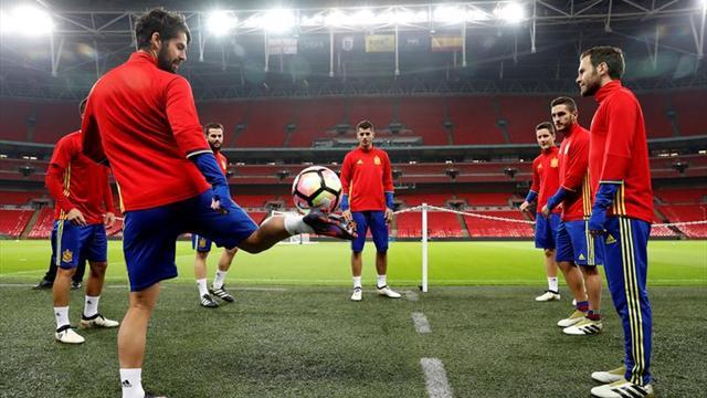 La selección española de fútbol se solidariza y apoya al Chapecoense