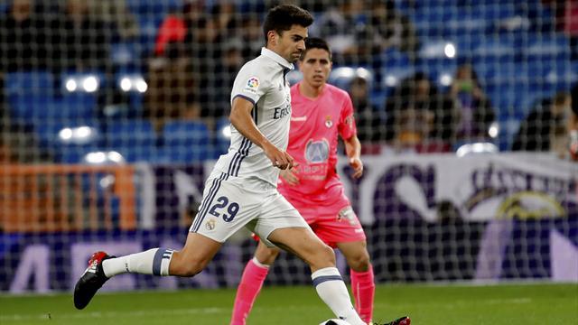 El peor día de Enzo Zidane: Falla un penalti y le expulsan en la derrota del Castilla