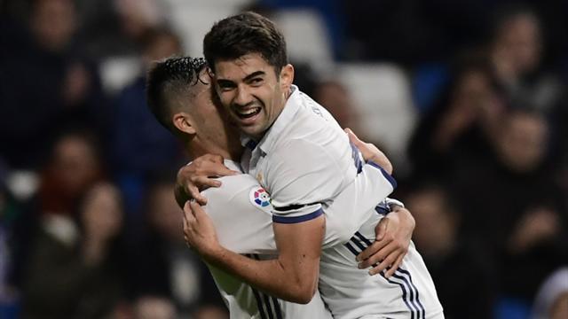 Copa del Rey, Real Madrid-Cultural Leonesa: Padre, hijo... y Mariano Díaz (6-1, global 13-2)