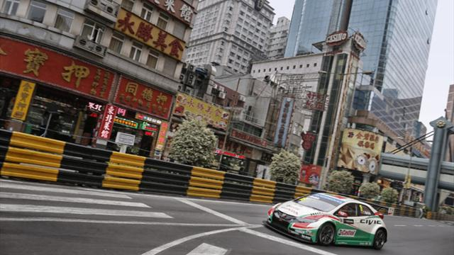 Le WTCC retrouve la magie de Macao et de Monza