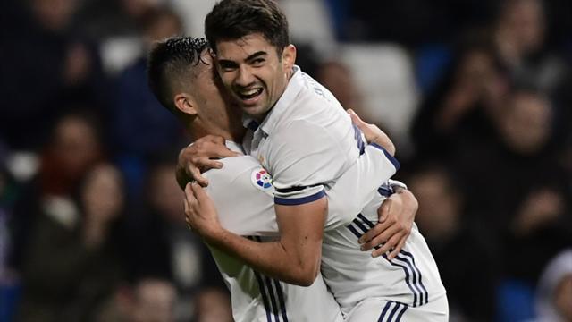 Spagna: 6-1 Real con gol di Zidane jr
