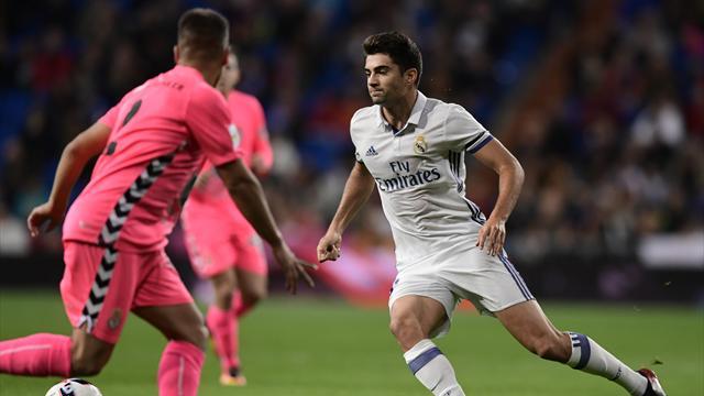 Enzo Zidane scores on Real Madrid debut