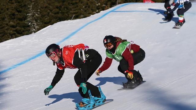 Snowboardcross: Ihedioha löst WM-Ticket