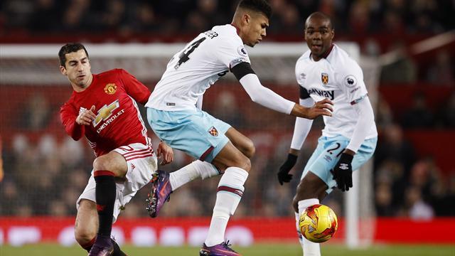 «Манчестер Юнайтед» выигрывает вОдессе «Зарю»— Дебютный гол Мхитаряна