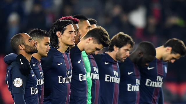 De Saint-Etienne à Paris, la Ligue 1 a rendu un vibrant hommage à Chapecoense