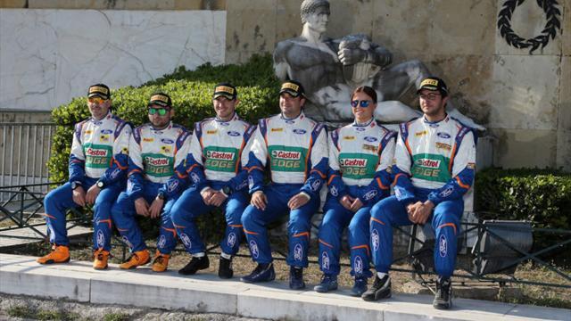 Restructuration du Championnat ERC Teams