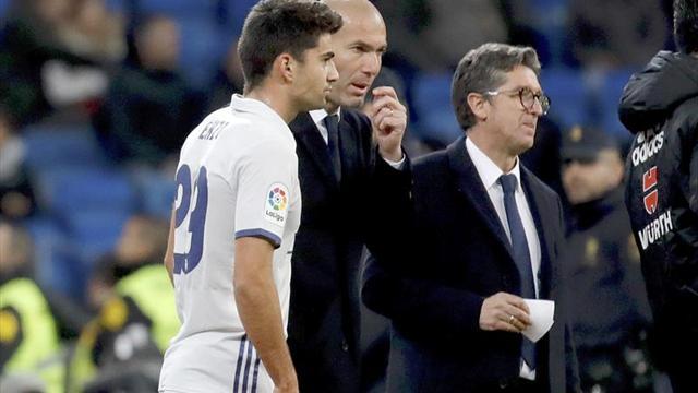 Enzo Zidane debuta oficialmente y con gol en el Real Madrid