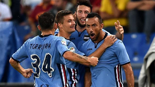 Video Gol Crotone-Sampdoria 1-1 Highlights, Sintesi e Tabellino