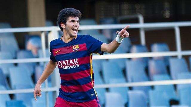 Сочный гол 18-летнего парня, который не дал «Барселоне» сгореть «Эркулесу»