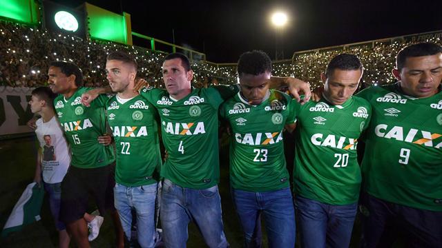Großer Zusammenhalt: Fußball-Welt trauert um Chapecoense