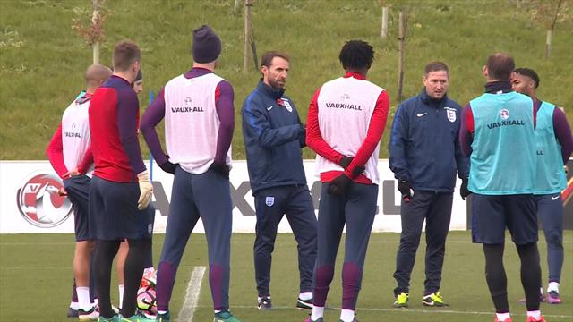 Southgate: Getting the England job is one thing, now I want to be successful