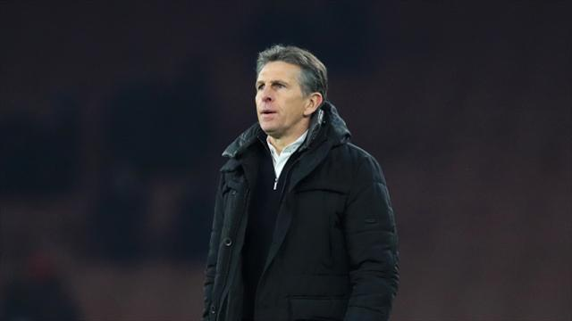 Claude Puel savours semi-finals berth after Southampton see off Arsenal