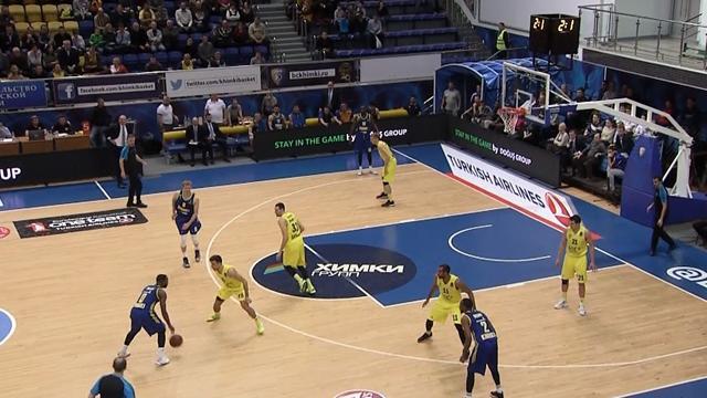 Eurocup: Khimki beat Alba Berlin in Group B