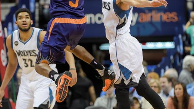 109-107. Knight y los Suns hacen perder el liderato de los Hawks