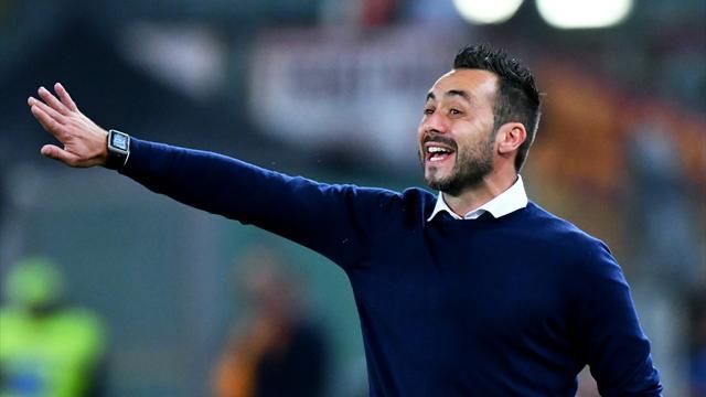 Palermo entlässt Trainer De Zerbi